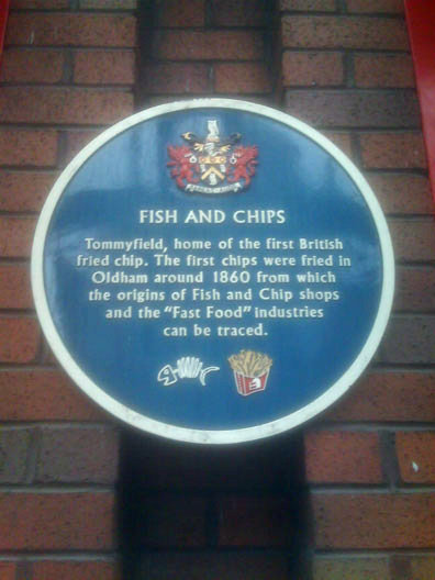 First chip shop