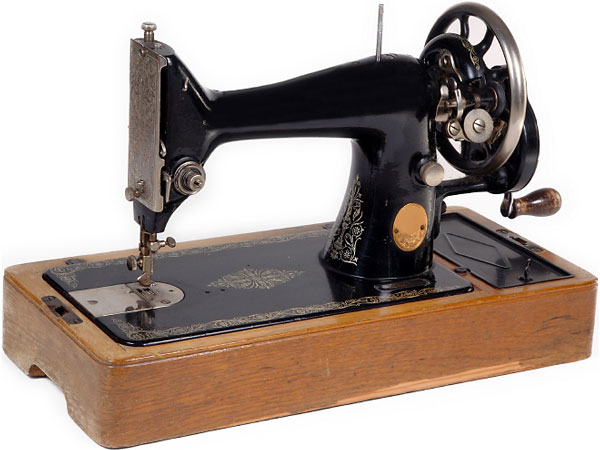 Sewing Machine Year Invented