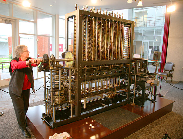 Mad Scientist #16: Charles Babbage | Mad Scientist Blog |The Difference Engine