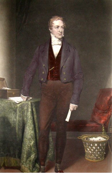 Made Up In Britain Police Robert Peel 1829